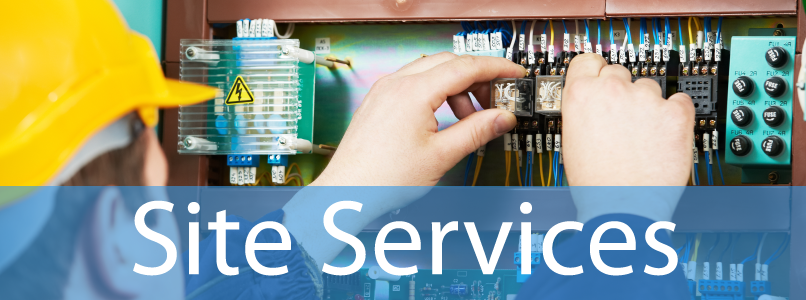 Parallel Control Systems - Site Services